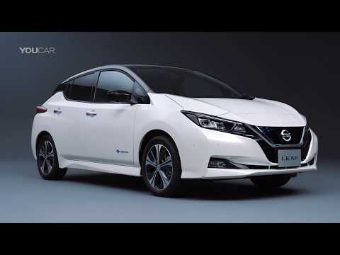 Nissan Leaf (2018) More Power, More Technologies