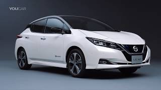 Nissan Leaf (2018) More Power, More Technologies thumbnail