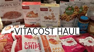 Vitacost Haul: Health, Food & Beauty on a Budget!   Summer Saldana