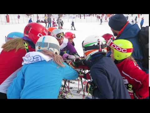 Tahko GP 28-29.1 / Helsinki Ski Club shout