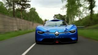 Renault Alpine A110-50 2012 Videos