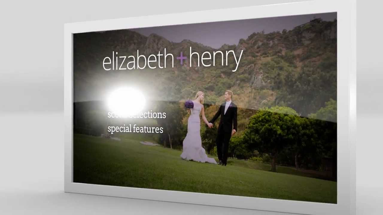 Simply Modern DVD / Blu-ray Motion Menu Template - YouTube
