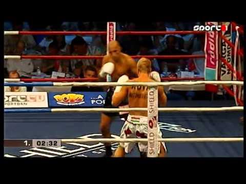 Balogh Norbert vs Gabor toth 2009K-1max Magyar Bajnoki donto