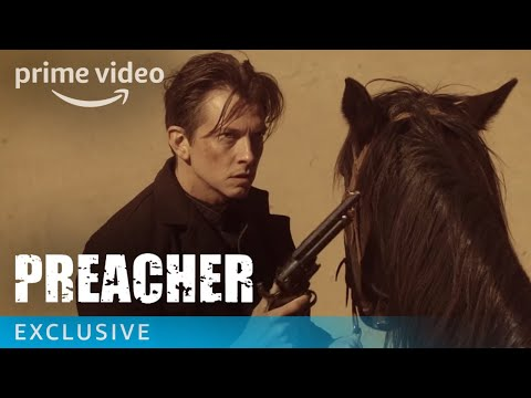 Preacher Season 2 Character Feature - The Saint Of Killers   Amazon Prime Video