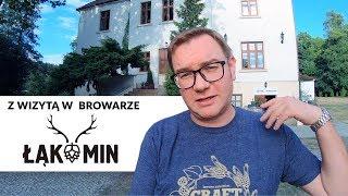 Wizyta w Browarze Łąkomin