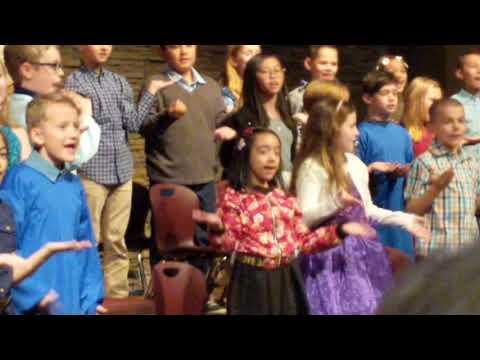 Olivia Faith Lutheran Academy 3rd Grade