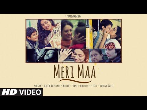 Meri Maa Song | Jubin Nautiyal | Javed-Mohsin | Mother's Day Special Song | T-Series