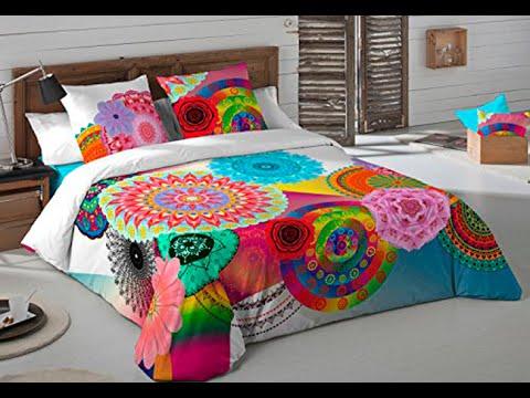 Modernas fundas de edredones para decorar tu dormitorio - Como hacer edredones ...