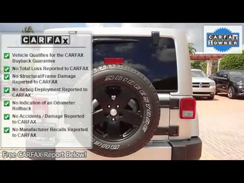 2011 JEEP WRANGLER - Planet Dodge Chrysler Jeep - Miami, FL 33172