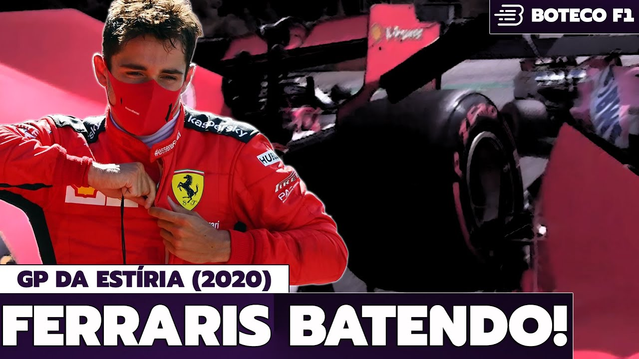 FERRARI BATE CABEÇA e HAMILTON DEITA e ROLA   Análise do GP da ESTÍRIA de F1 (2020) 🏎🇦🇹🏆   PARTE 2