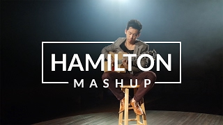 Hamilton Mashup -  Fingerstyle Acoustic Guitar Cover