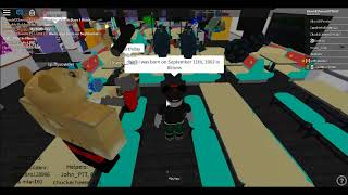 Roblox: A Day At Roblox Chuck E. Cheese's (El Centro, CA Version).