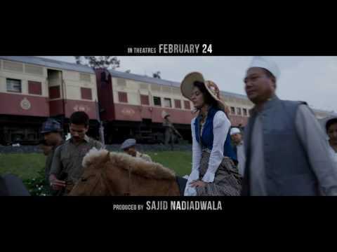 Gadha | Rangoon | Shahid Kapoor | Kangana Ranaut | Saif Ali Khan