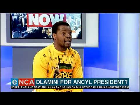 Mcebo Dlamini for ANC Youth League?