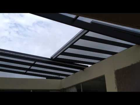 Retractable Skylight Youtube