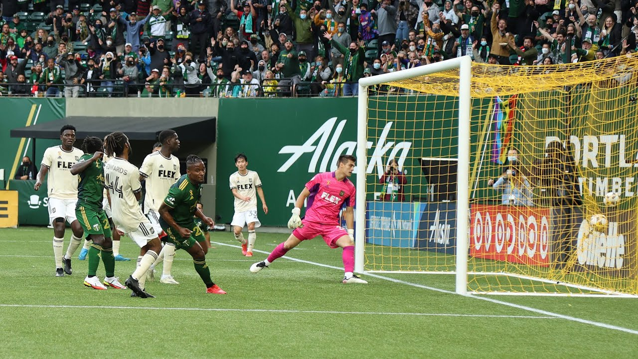 Download HIGHLIGHTS   Timbers down LAFC, 2-1