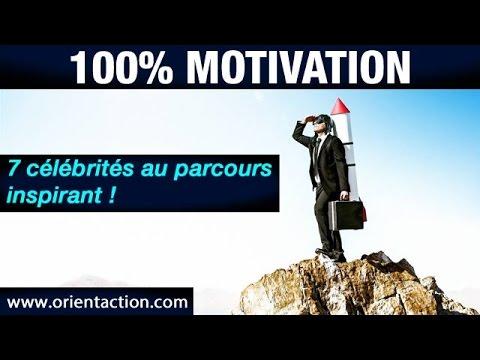 100% MOTIVATION - 7 histoires inspirantes - Orient'Action® TV