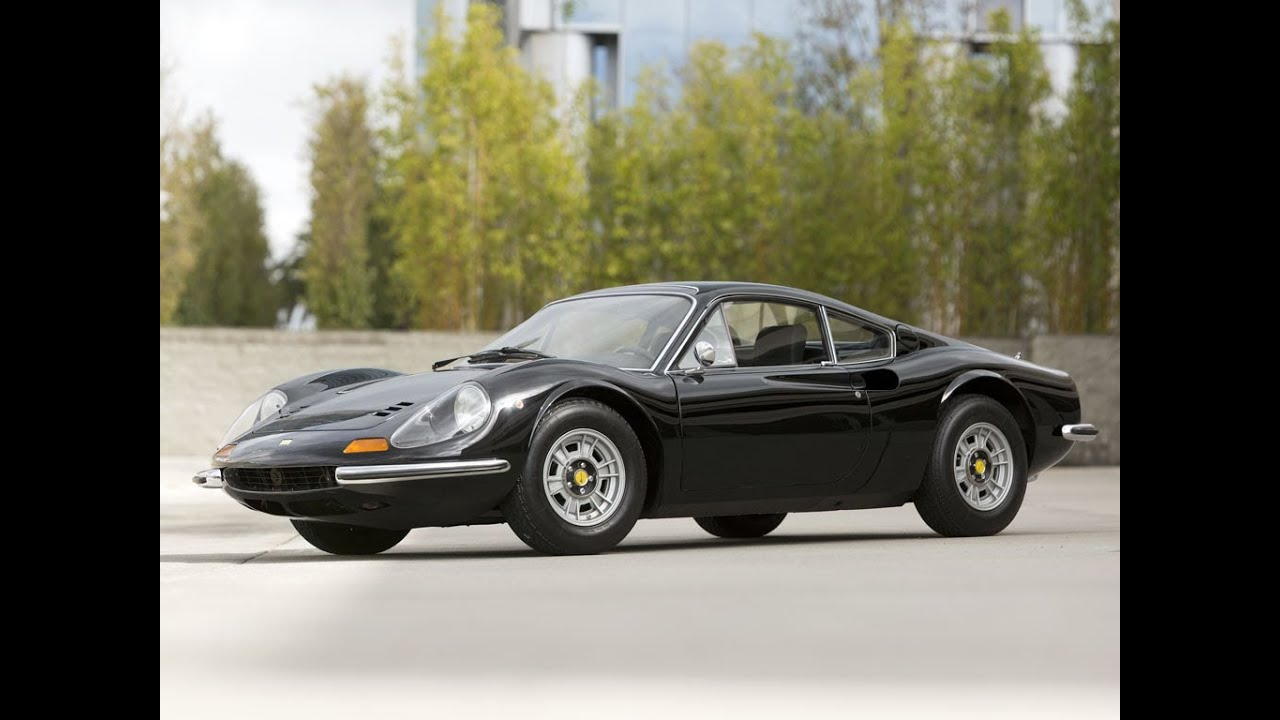 1971 Ferrari Dino 246 Gt Youtube
