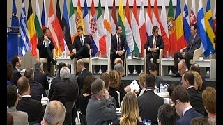 Informal Council of Foreign Affairs/Trade, EU-US business leaders forum on TTIP - 28/02/2014