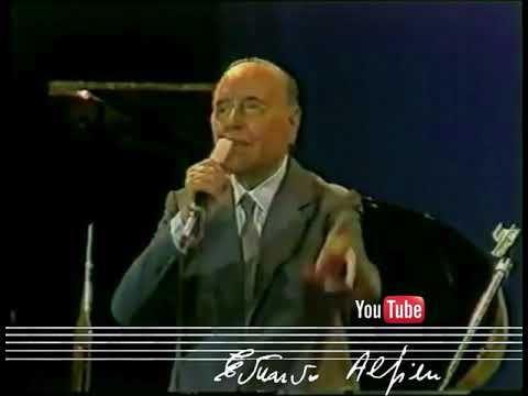 Franco Ricci: «NAPULE CANTA» - Pianoforte: M° Eduardo Alfieri