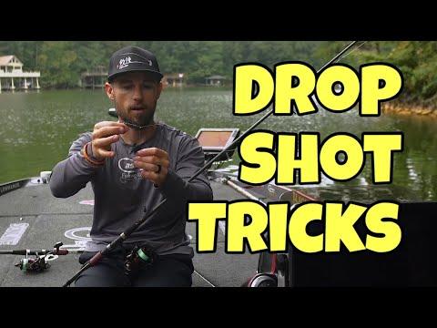 DROP SHOT TRICKS