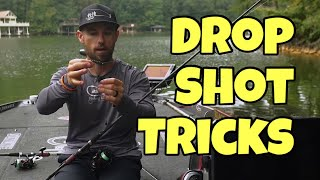 DROP SHOT TRICKS
