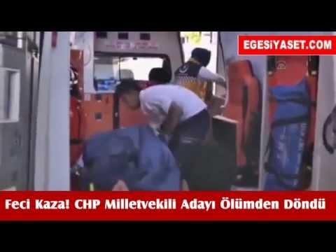 CHP Adıyaman Milletvekili Adayı Garip Bozkurt Ölümden Döndü