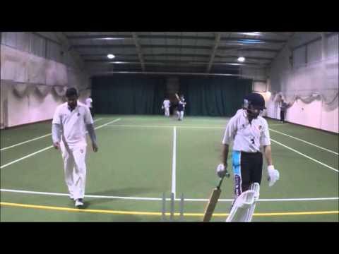 Spencer CC v British Tamils Cricket League Surrey Men's Indoor Cricket Part 1