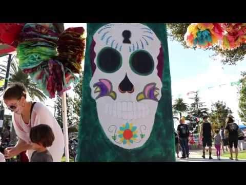 Day of the Dead Festival, Fremont Ca.