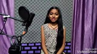 My daughter's new song in Aaruthra tamil movie  and thanking all for her Golden opportunity...