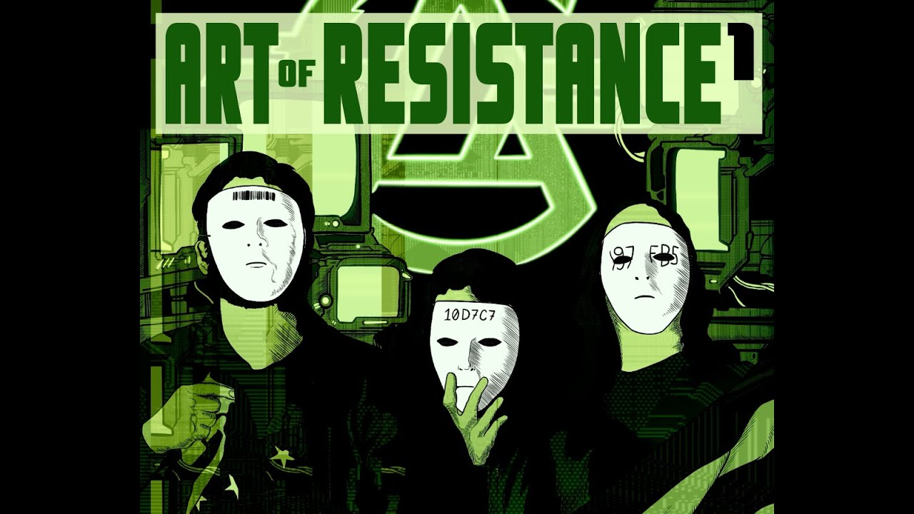 Crypto Art Of Resistance: Remember, Remember The Legacy Of The Cypherpunks