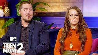 Leah & Jeremy's Relationship Status 💕 Teen Mom 2 Reunion
