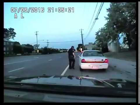 Squad dashcam video - Yanez case (WARNING: Graphic content)
