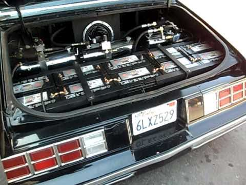 My 1979 Chevy Monte Carlo Lowrider