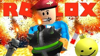 WHO DARES TO TACKLE THE BOMB?! 💣 | Roblox Super Bomb Survival