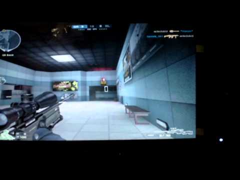 crossfire wall hack