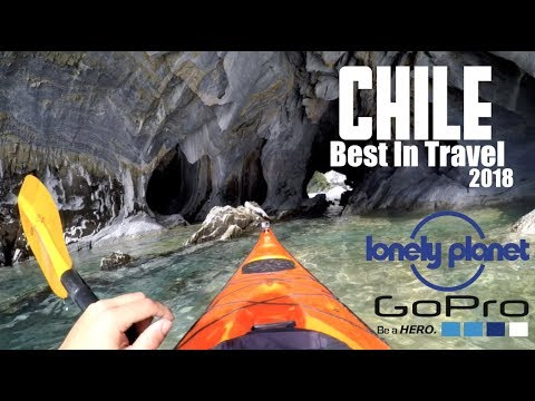 Chile Best in Travel 2018 - GoPro and Lonely Planet in Chile - Hero6 Test