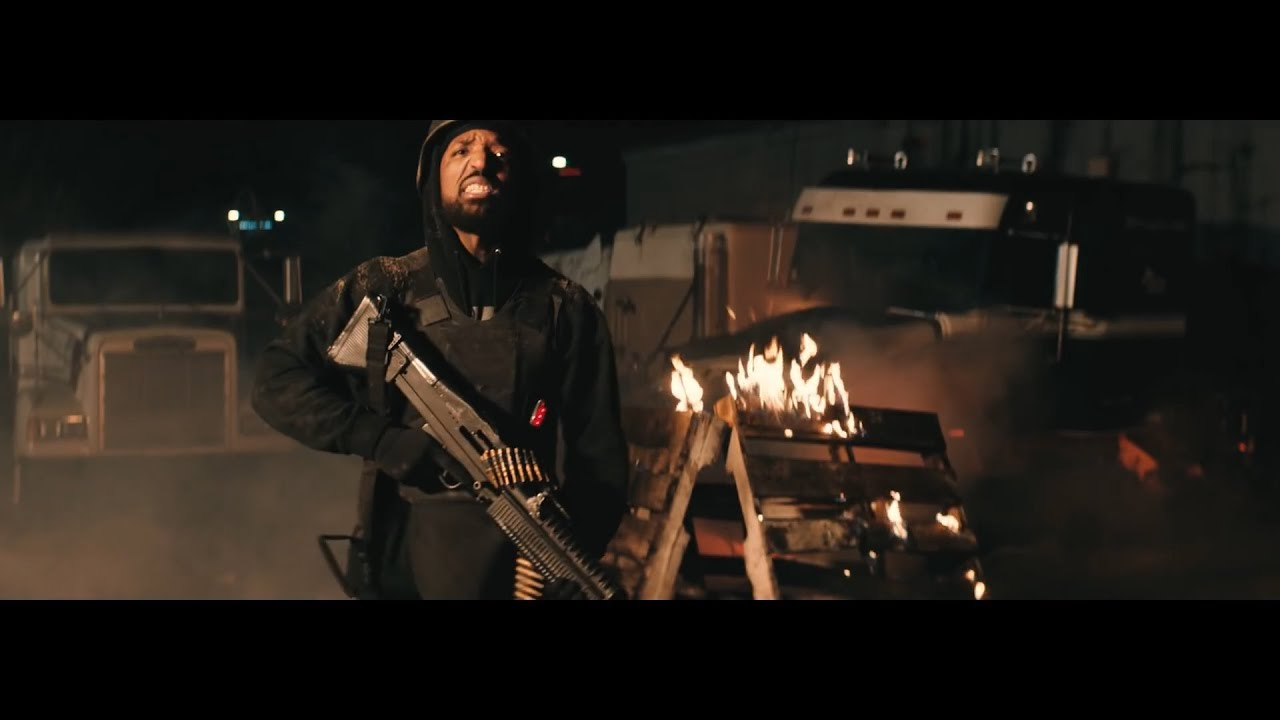 King Iso - World War Me   OFFICIAL MUSIC VIDEO