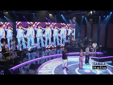 Orchestra Italiana Bagutti - Medley Abba e anni '70 (HD) | Cantando Ballando