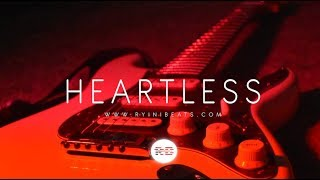 "[FREE] Lil Peep Type Beat ""Heartless"" (Sad Guitar Alternative Rock Rap Instrumental 2019)"