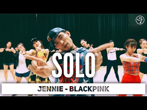 SOLO - JENNIE (blackpink) | ZUMBA | K POP