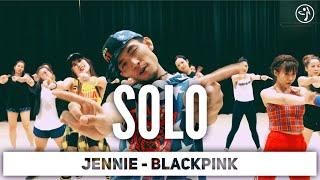 SOLO - JENNIE (blackpink)   ZUMBA   K POP