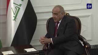 تأكيد اردني عراقي على ازالة معيقات التبادل التجاري بين البلدين - (14-1-2019)