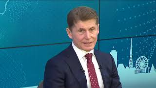 """""""Прямой разговор"""" с Олегом Кожемяко. Выпуск 7"""