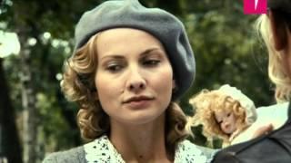 Юная актриса Вета Кондратьева в сериале