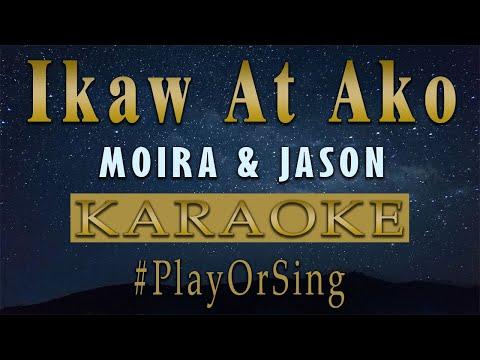 Moira & Jason Ikaw At Ako Karaoke