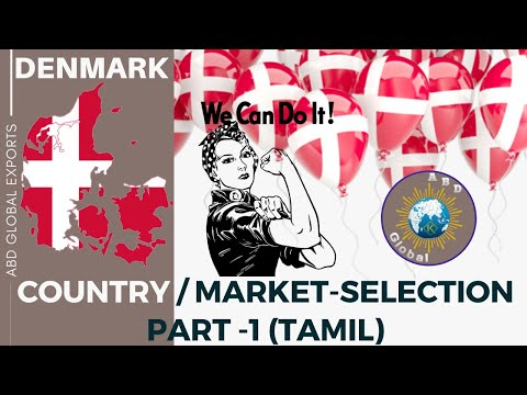 COUNTRY/MARKET SELECTION -DENMARK (PART 1)