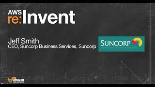 Suncorp Group Fosters A Culture Of Innovation And Migrates Mission-critical Apps With Aws