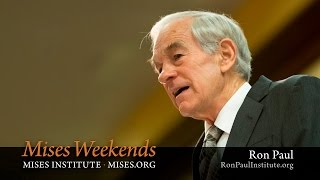 Ron Paul: Socialism and War Will Not Prevail