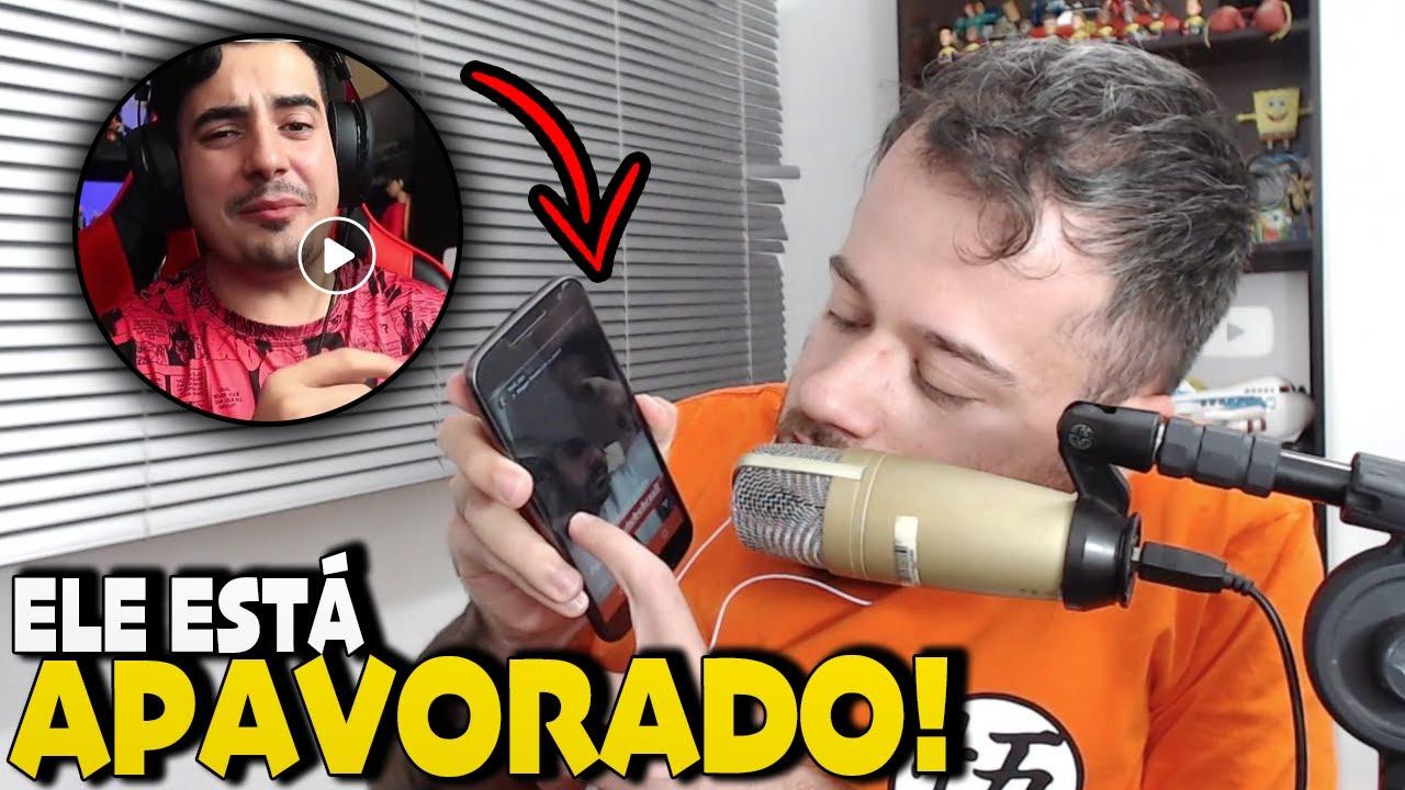 FRED ANIME WHATEVER PERDEU O CANAL DE 1 MILHÃO